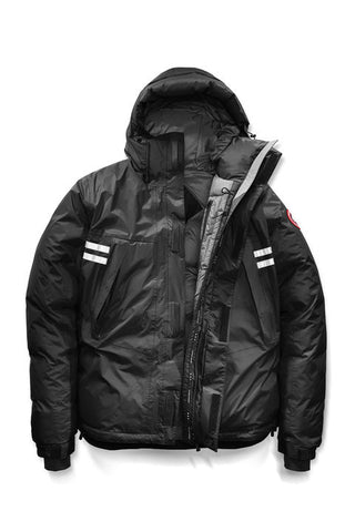 Men's Mountaineer Jacket Black