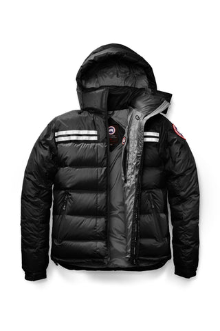 Men's Summit Jacket Black