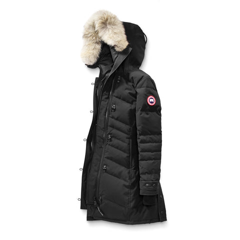 Women's Lorette Parka Black