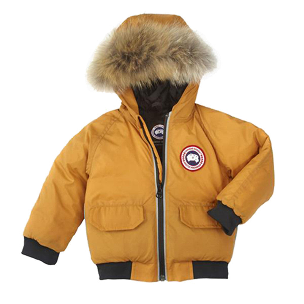Canada Goose Kids Elijah Jacket maize
