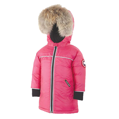 Canada Goose Baby Reese Parka S (6-12 months) / Summit Pink