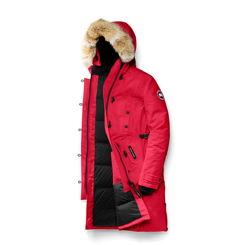 Canada Goose Women's Kensington Parka S / Red