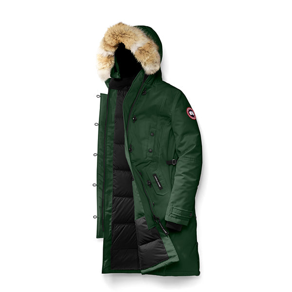 Canada Goose Women's Kensington Parka military-green