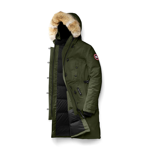 newest a21bf 55852 Women's Kensington Parka - 2XS / Military Green