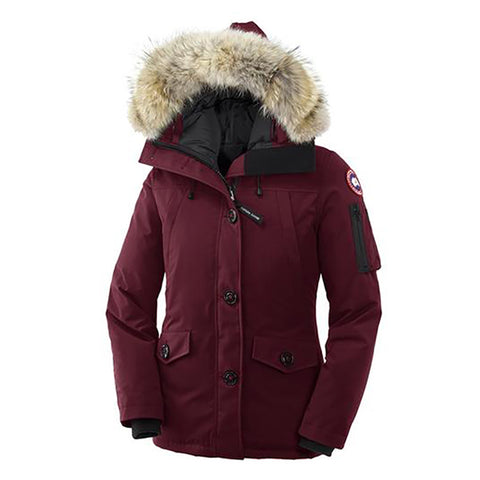 Canada Goose Ladies Montebello Parka M / Bordeaux