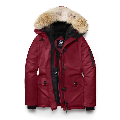 Canada Goose Ladies Montebello Parka XS / Niagara Grape