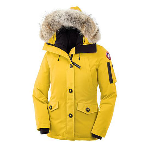 Canada Goose Ladies Montebello Parka M / Summerlight