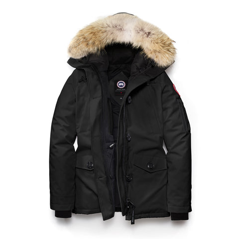 Canada Goose Ladies Montebello Parka 2XS / Black