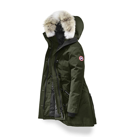 Canada Goose Women's Rossclair Parka XS / Military Green