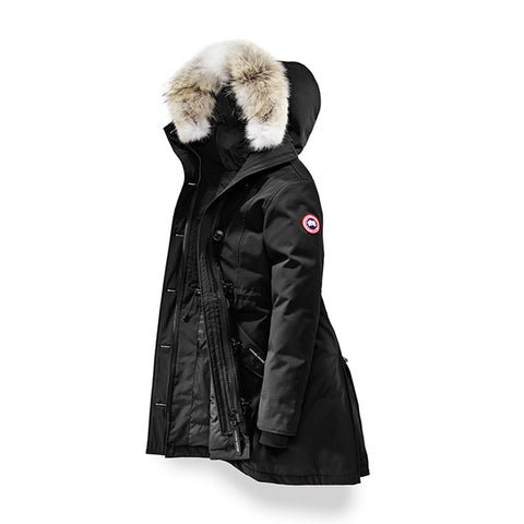 Women's Rossclair Parka Black