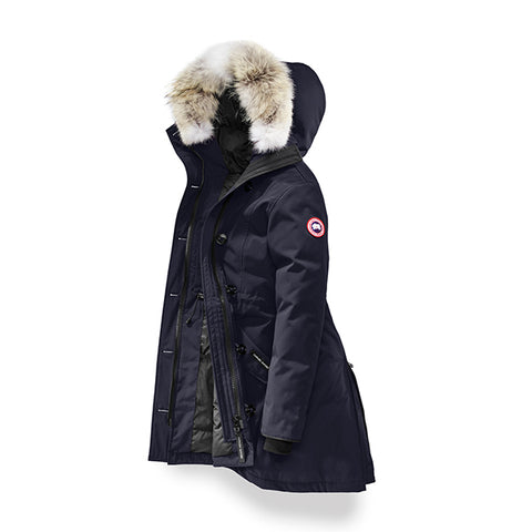 Canada Goose Women's Rossclair Parka 2XS / Admiral Blue