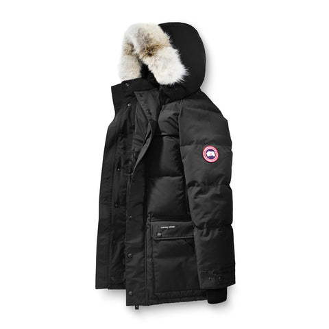 Men's Emory Parka Black
