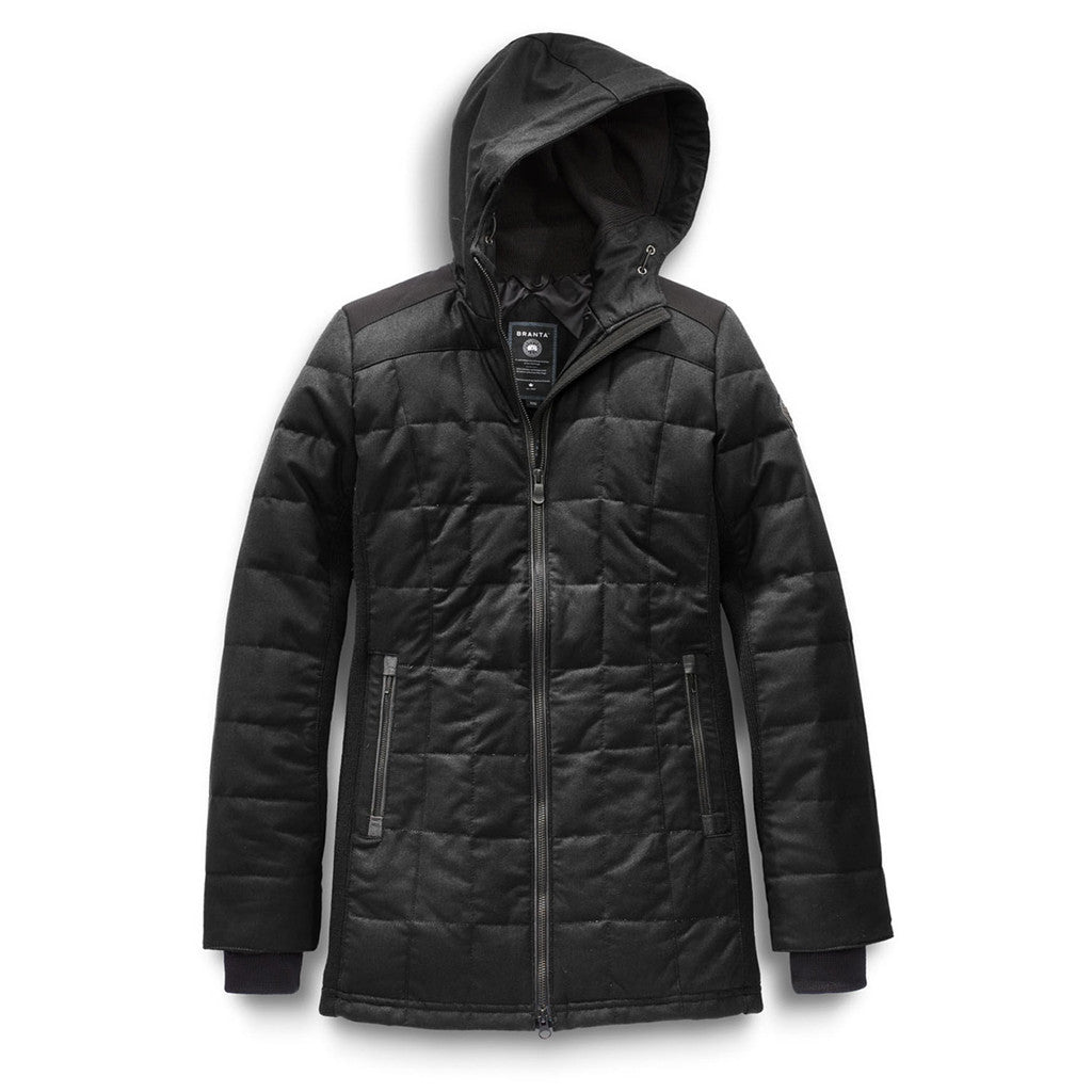 Canada Goose Ladies Sable Hoody black