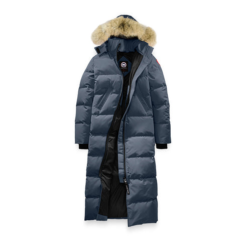 Canada Goose Women's Mystique Parka L / Ink Blue