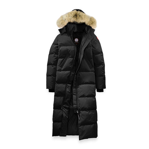 Women's Mystique Parka Black