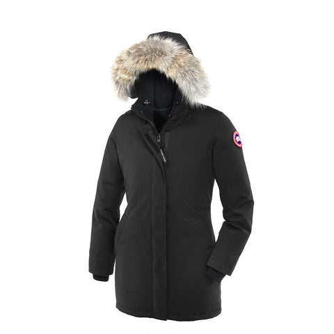 Canada Goose Ladies Victoria Parka XL / Black