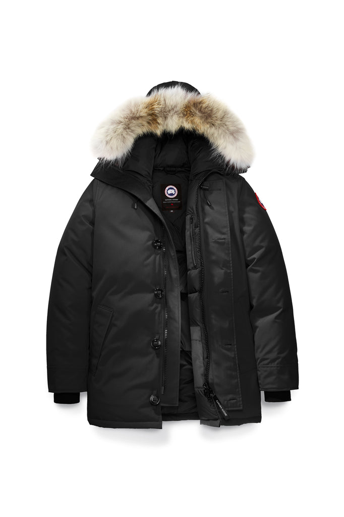 Canada Goose Men's Chateau Parka black
