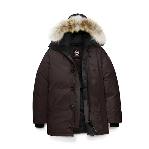 Canada Goose Men's Chateau Parka L / Charred Wood