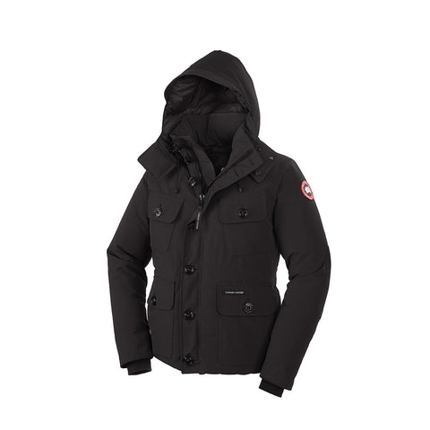 Men's Selkirk Parka Black