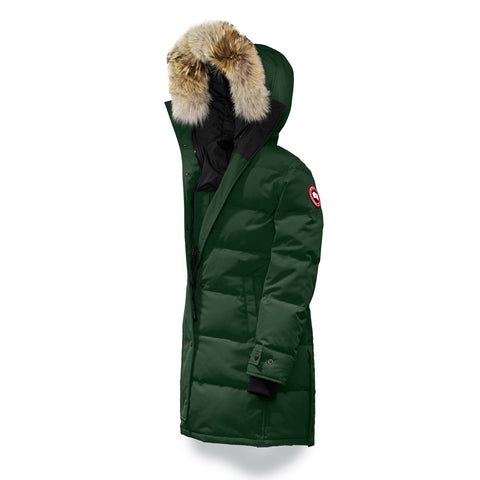 Canada Goose Ladies Shelburne Parka XL / Algonquin Green