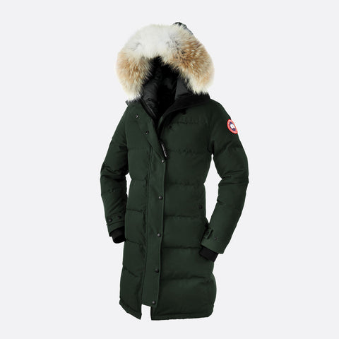 Canada Goose Ladies Shelburne Parka 2XL / Algonquin Green