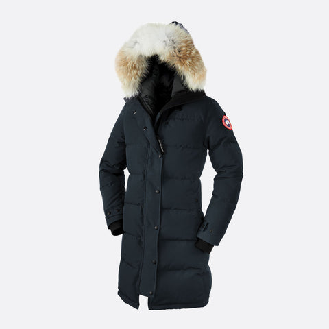 Canada Goose Ladies Shelburne Parka S / Ink Blue