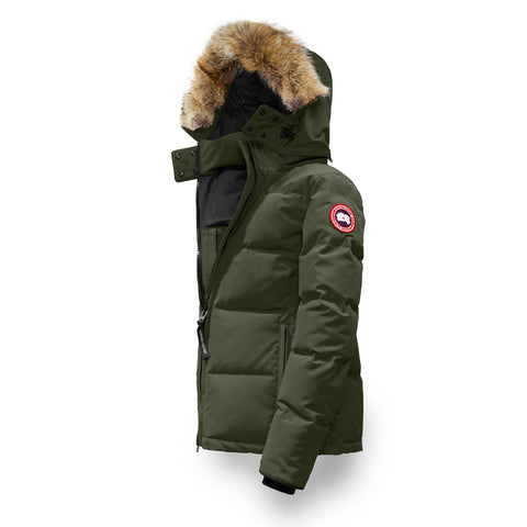 Canada Goose Ladies Chelsea Parka S / Military Green