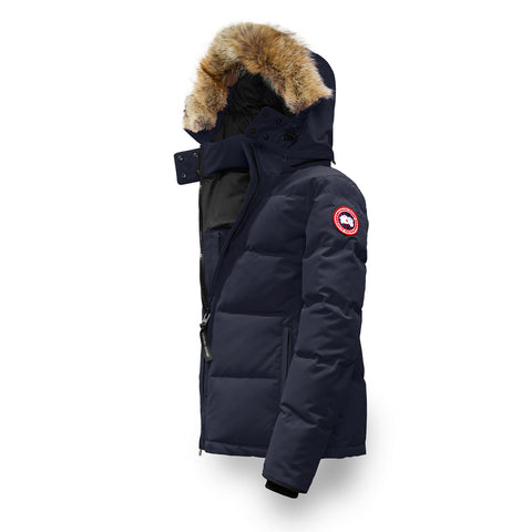 Canada Goose Women's Chelsea Parka L / Admiral Blue