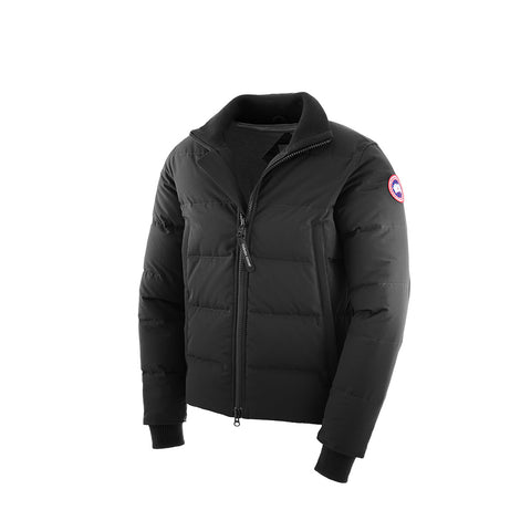 Mens Woolford Jacket Black
