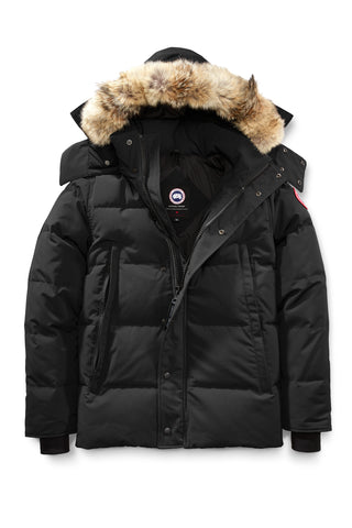 Men's Wyndham Parka Black