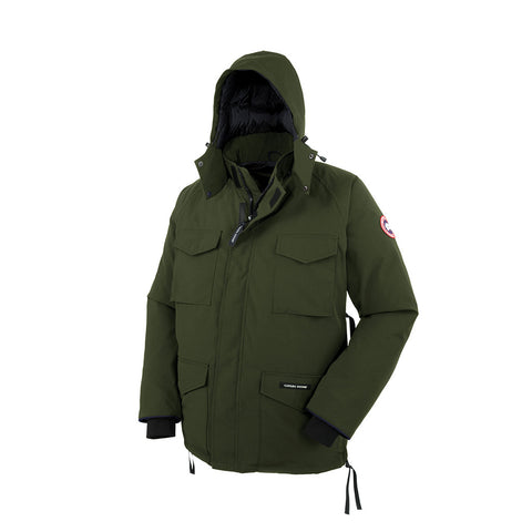 Canada Goose Men's Constable Parka S / Military Green