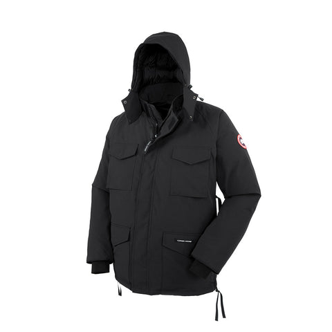 Men's Constable Parka Black