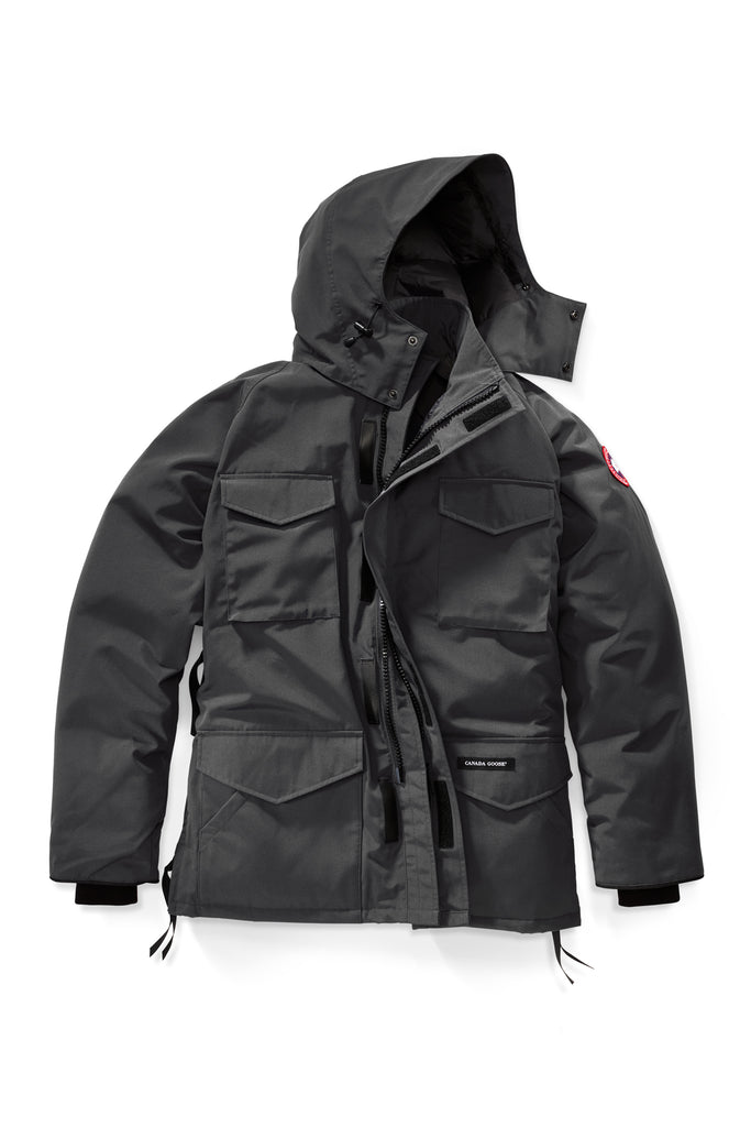 Canada Goose Men's Constable Parka black