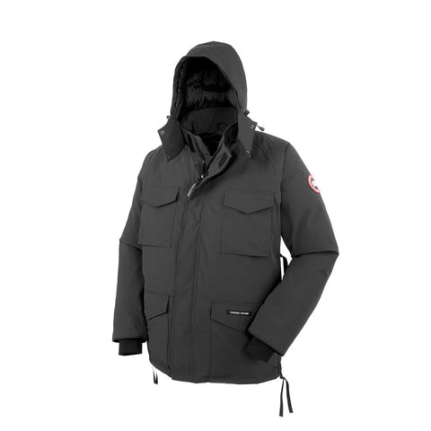 Canada Goose Men's Constable Parka L / Graphite