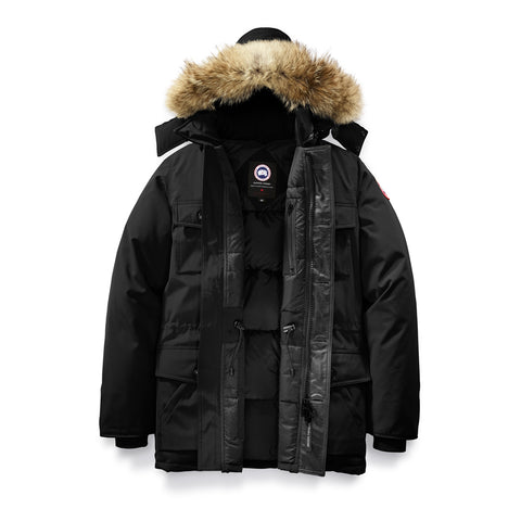 Canada Goose Men's Banff Parka M / Black