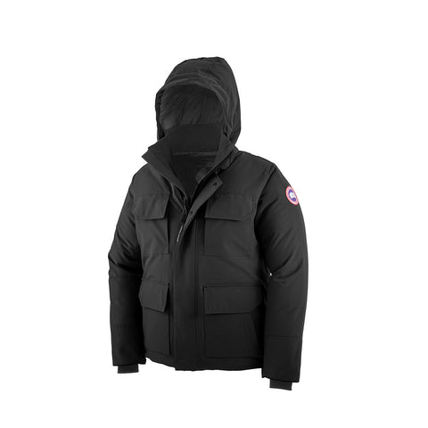 Men's Maitland Parka Black