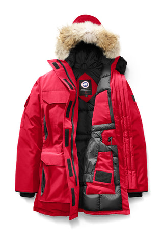 Canada Goose Womens Expedition Parka M / Red