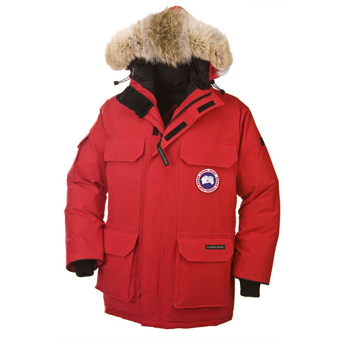 Canada Goose Men's Expedition Parka XS / Red
