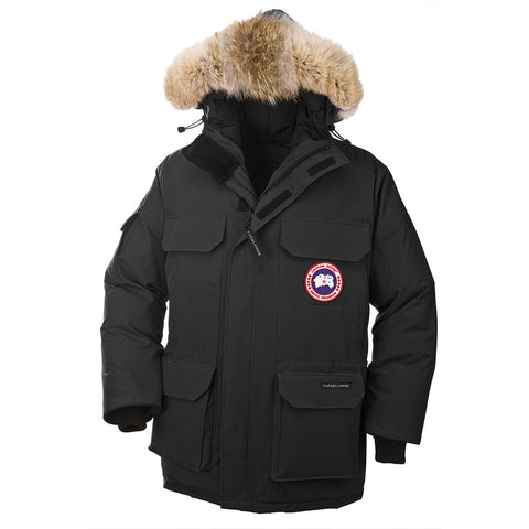 Canada Goose Men's Expedition Parka L / Black