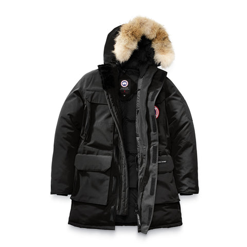 Men's Citadel Parka Black