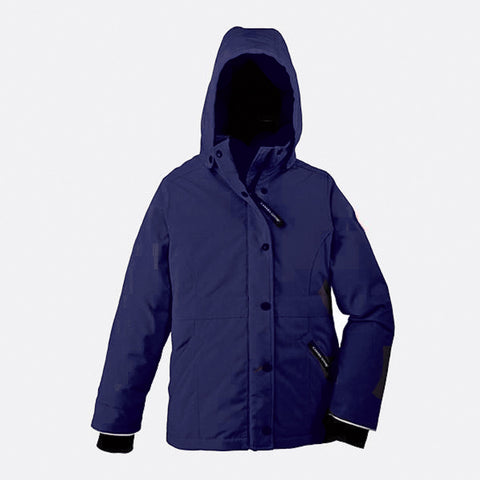 Canada Goose Alexandra Parka M (10-12 yrs) / Pacific Blue