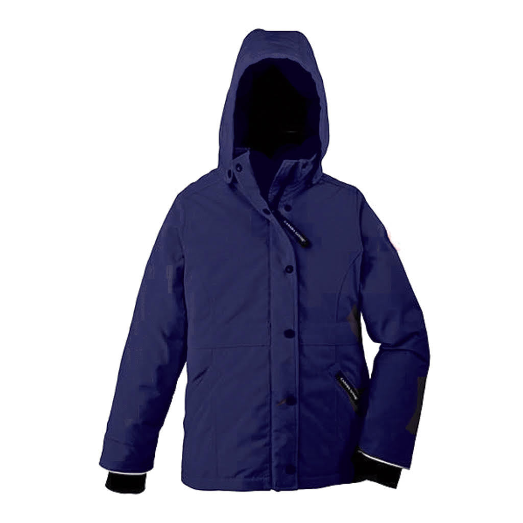 Canada Goose Youth Alexandra Parka pacific-blue
