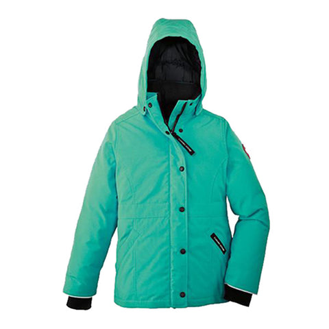 Youth Alexandra Parka Arctic Surf