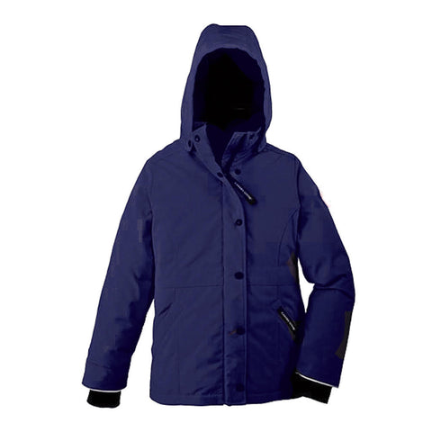 Canada Goose Youth Alexandra Parka M (10-12 yrs) / Pacific Blue
