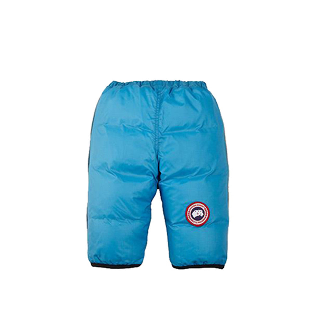 Canada Goose Baby Reversible Cub Pant blue-topaz