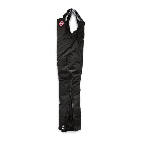 Men's Tundra Bib Overall Black