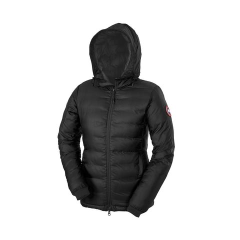 Canada Goose Ladies Camp Hoody 2XS / Black