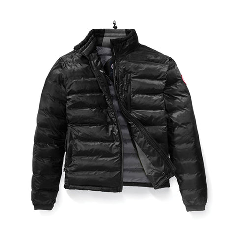 Men's Lodge Jacket Black
