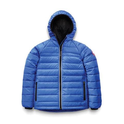 Canada Goose Youth Pbi Sherwood Hoody M / PBI Blue