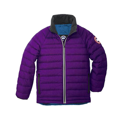 Youth Sherwood Jacket Arctic Dusk